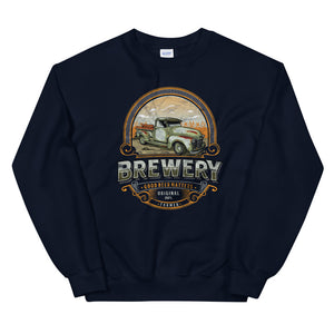 Old Truck Brewery sweatshirt