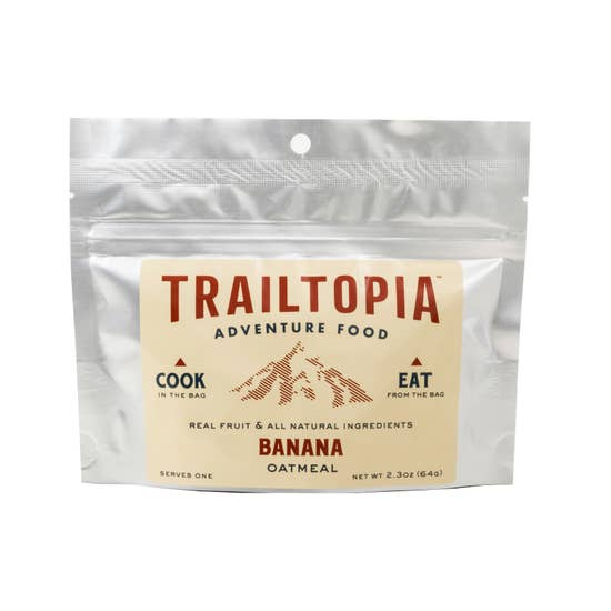 Trailtopia - Oatmeal