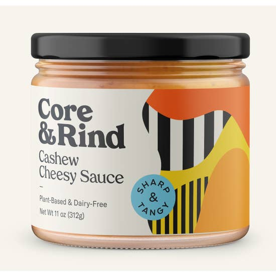 Core and Rind - Cashew Cheesy Sauce