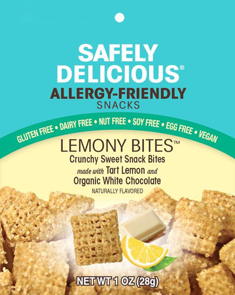 Safely Delicious - Lemony Bites
