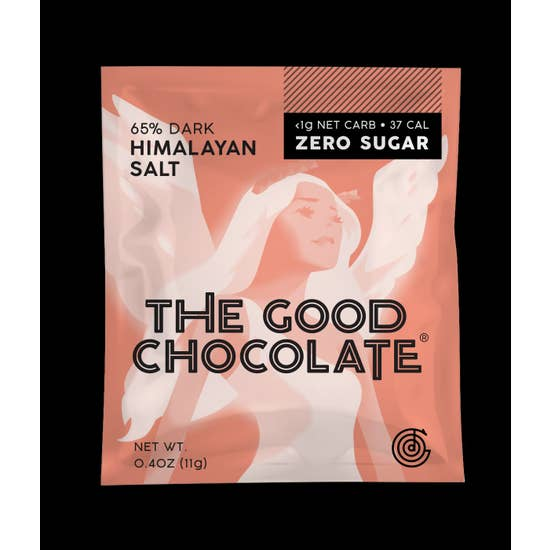 The Good Chocolate - Zero Sugar Chocolate