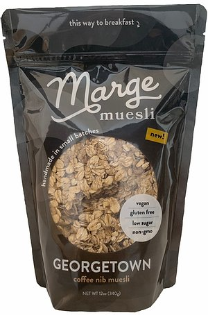 Marge Granola - Granola and Museli