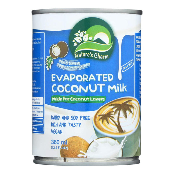 Natures Charm - Evaporated Coconut Milk