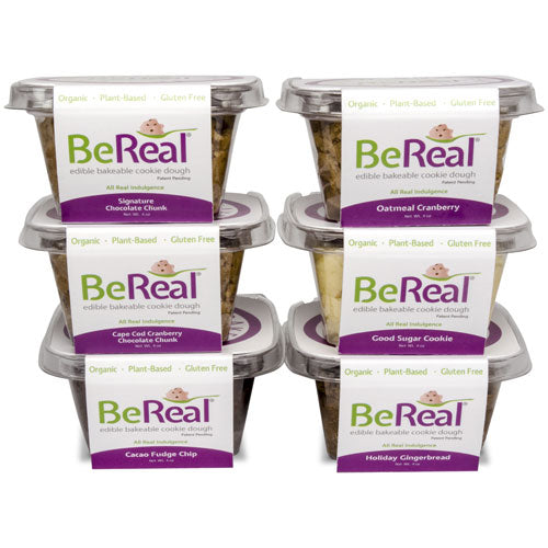 BeReal Doughs - Edible Cookie Dough