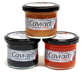 Cavi Art - Caviar (Black)