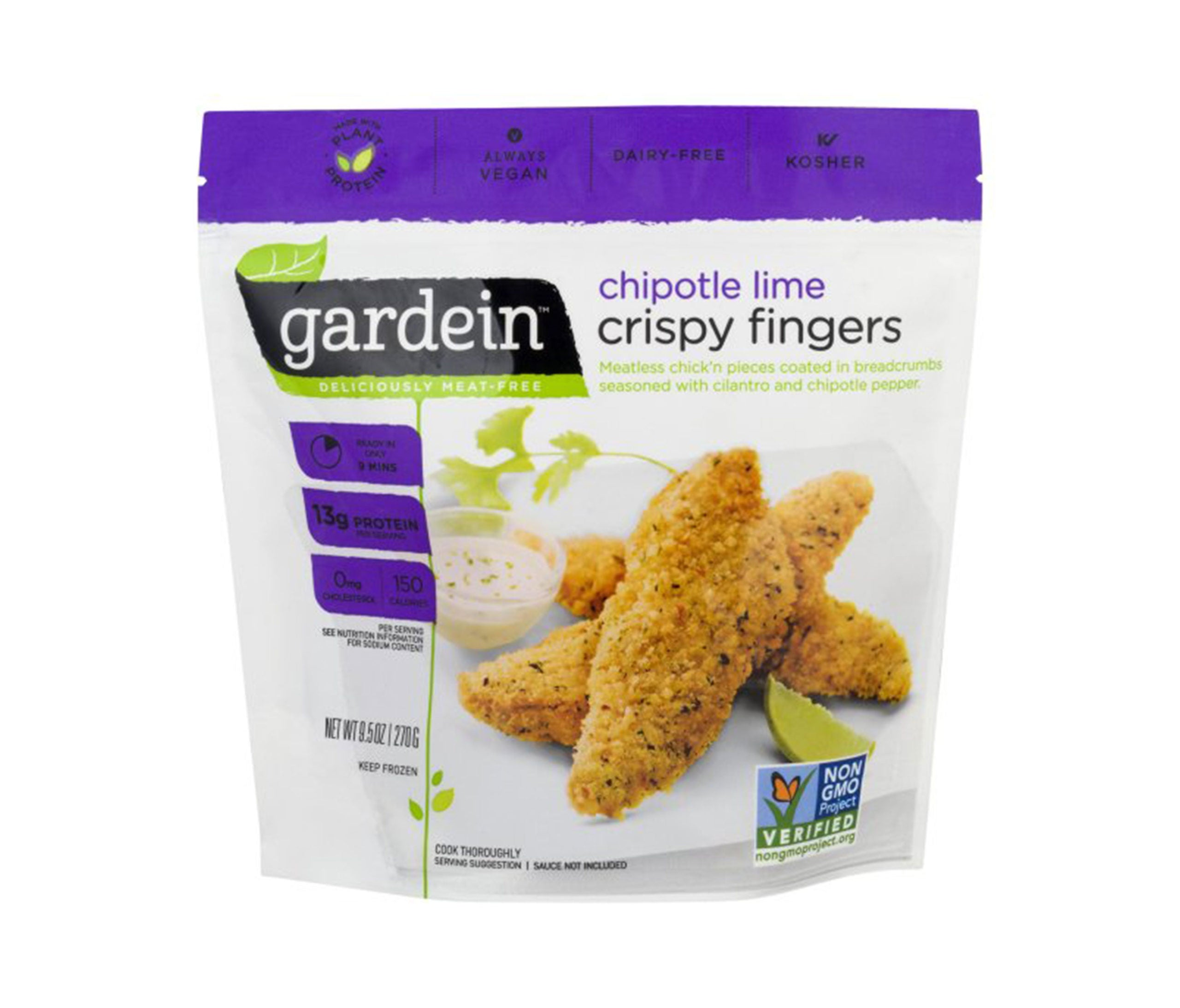 Gardein - Chipotle Lime Fingers