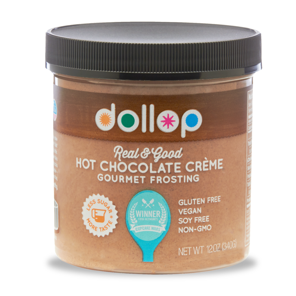 Dollop Gourmet - Hot Chocolate Creme Gourmet Frosting