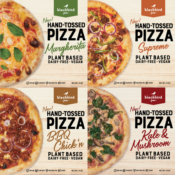Blackbird Foods - Pizza
