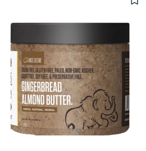 Base Culture - Gingerbread Almond Butter