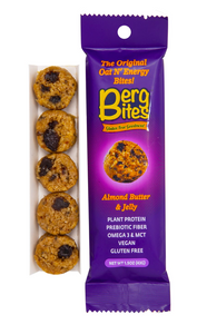 Berg Bites - Almond Butter & Jelly