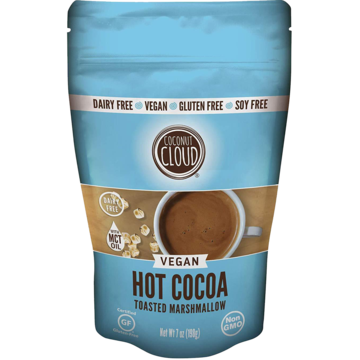 Coconut Cloud - Hot Cocoa (Toasted Marshmallow)