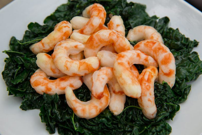 All Vegetarian, Inc - Vegan King Prawn Shrimp