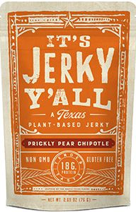 It's Jerky Y'all - Prickly Pear Chipotle (2.69 oz.)