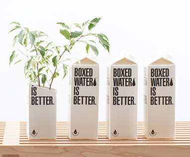 Boxed Water - 1L