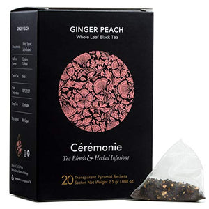 Ceremonie - Ginger Peach Tea