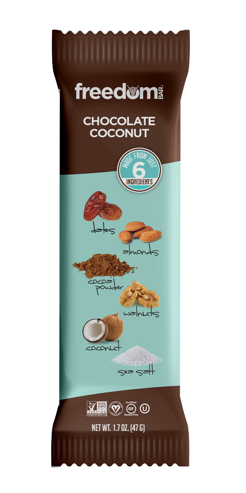 Freedom Bar - Chocolate Coconut