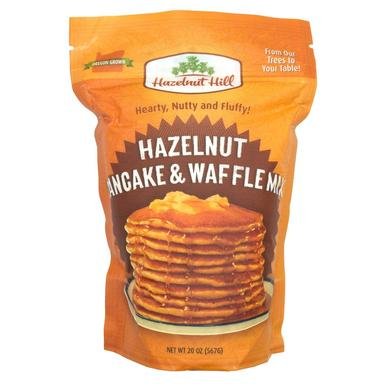 Hazelnut Hill - Pancake and Waffle Mix