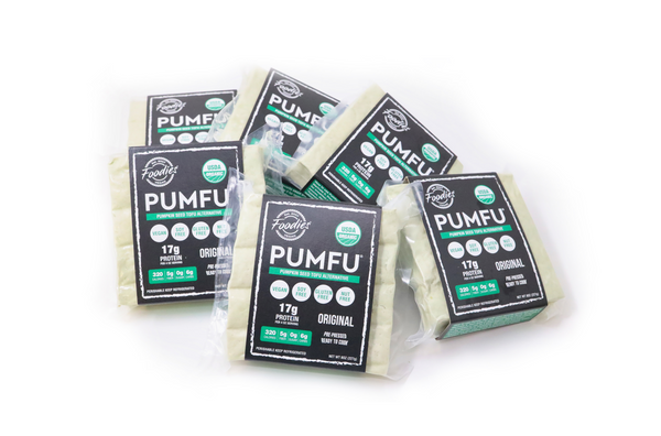 Foodies Vegan -  Pumfu