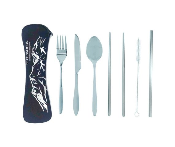 Conscious Cutlery - Neoprene Pouch