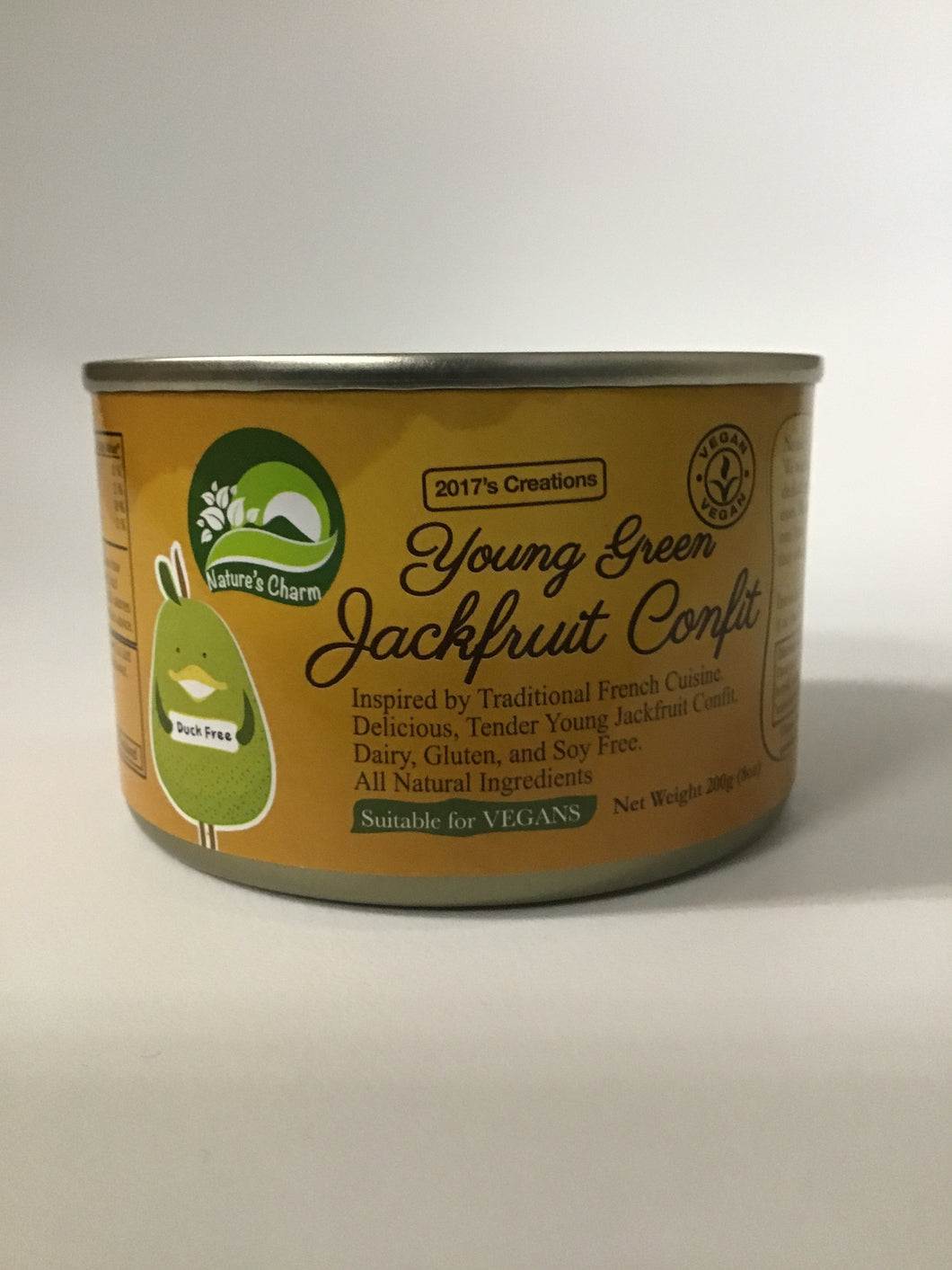 Natures Charm - Jackfruit (Young Green Confit)