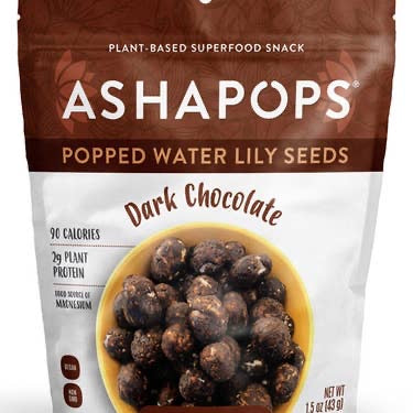 Ashapops - Dark Chocolate