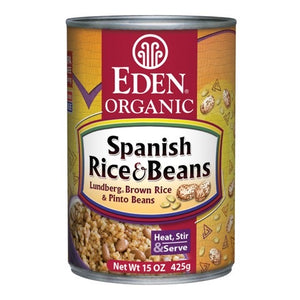 Eden Foods - Spanish Rice & Beans