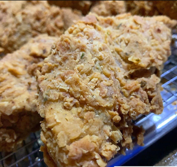 HapPea Vegans - Fried Chicken (1lb)