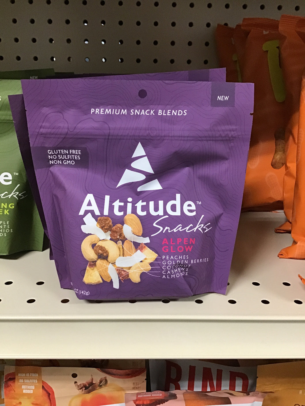 Altitude Snacks - Alpen Glow