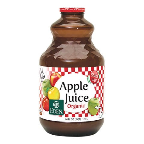 Eden Foods - Apple Juice