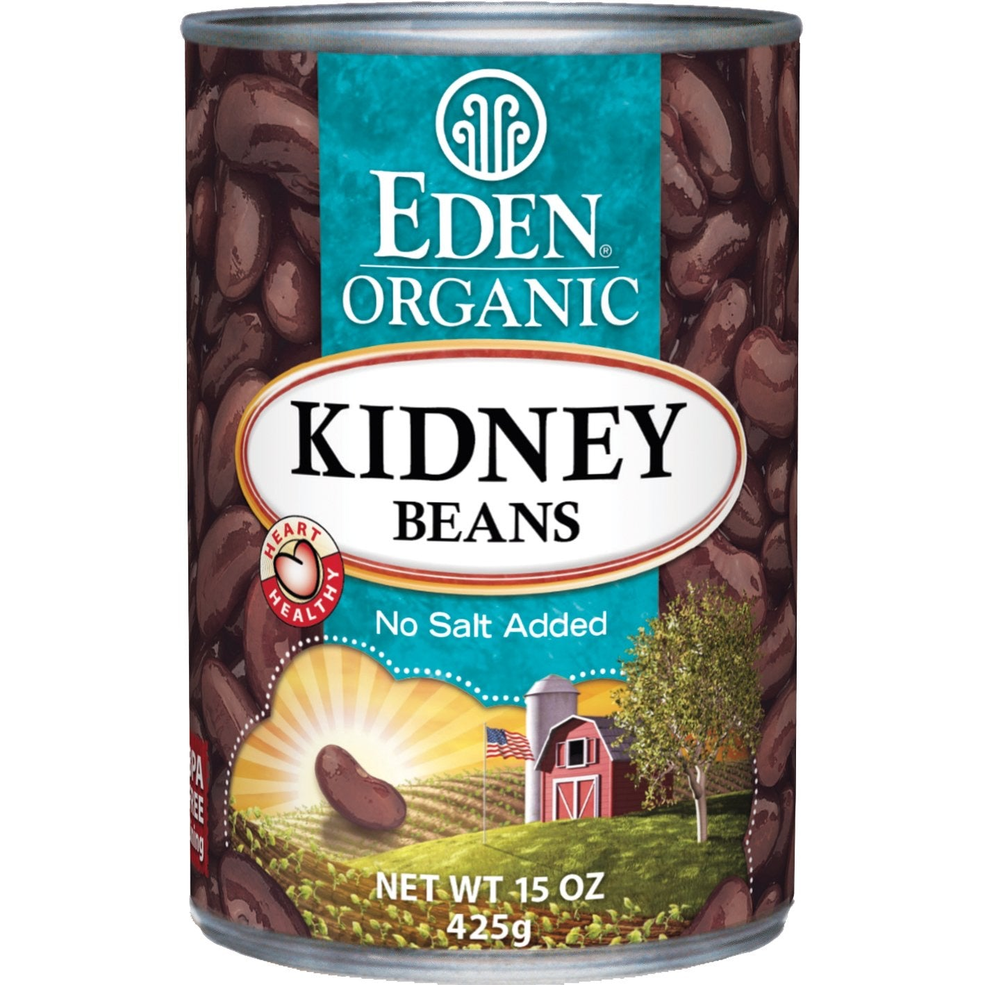 Eden Foods - Kidney Beans (Canned)