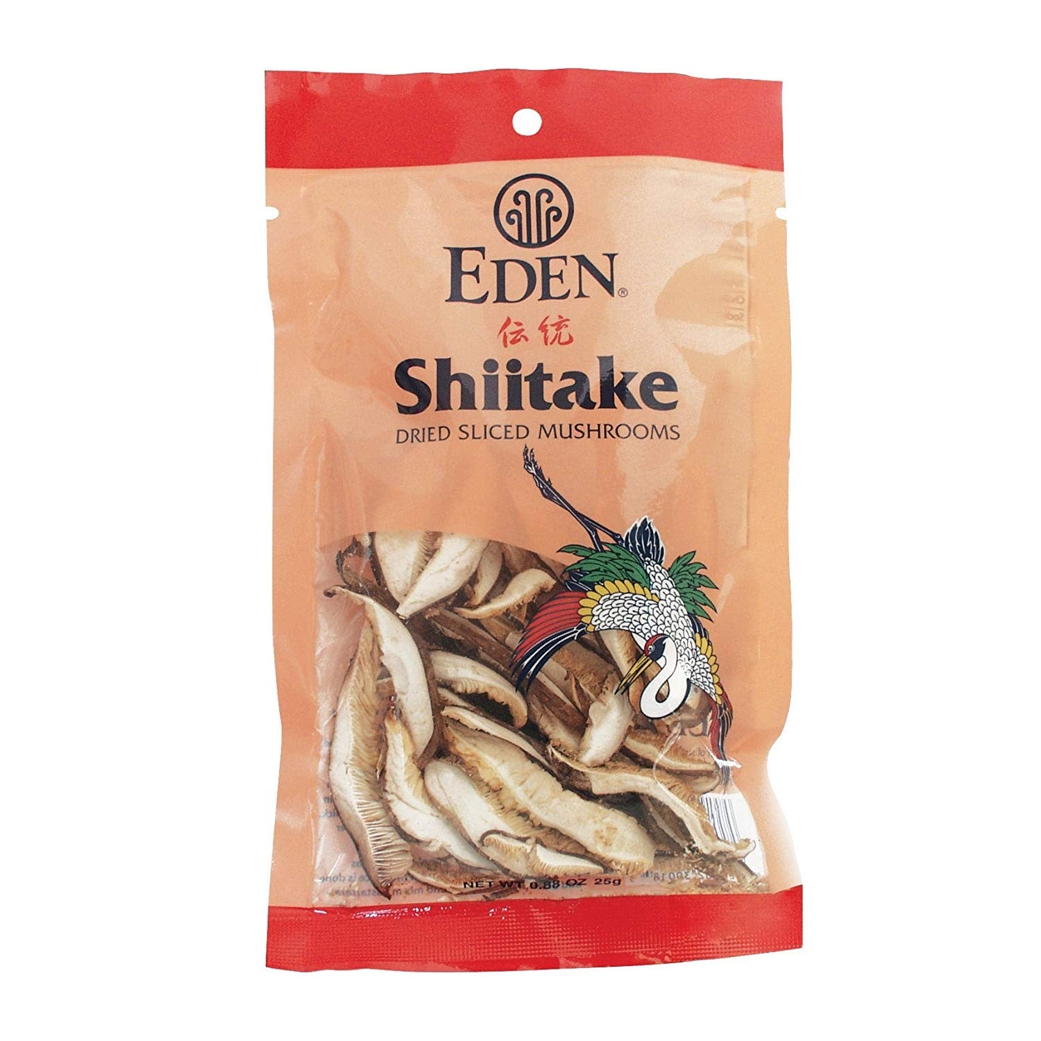 Eden Foods - Shiitake Mushrooms (Whole)