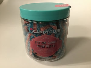 Candy Club - Cotton Candy Sour Belts