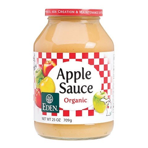 Eden Foods - Apple Cinnamon Sauce
