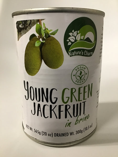 Natures Charm - Jackfruit (Young Green in Brine)