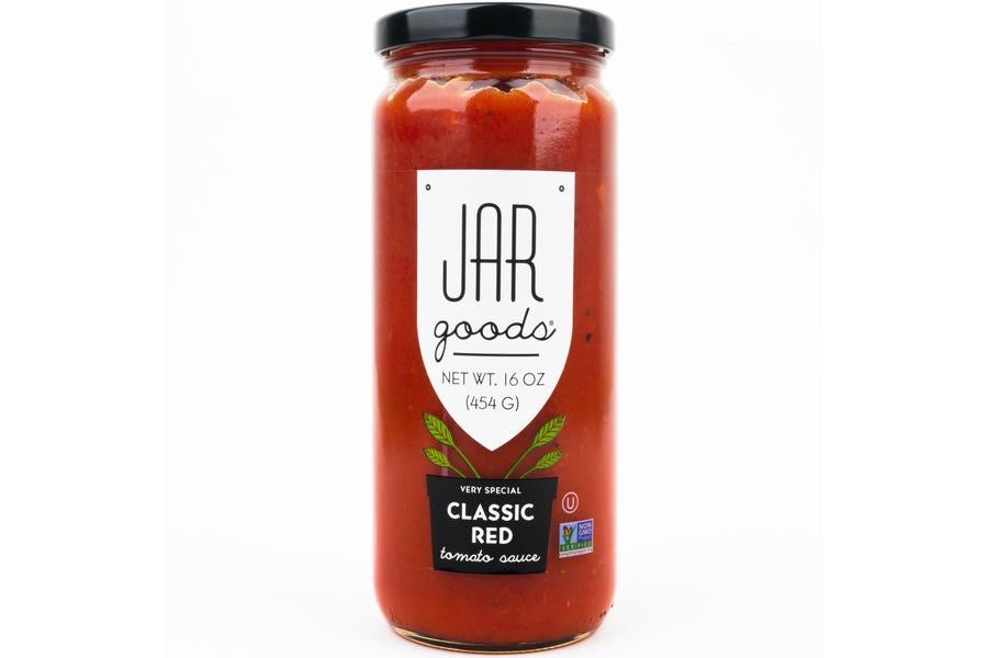 Jar Goods - Classic Red Tomato Sauce