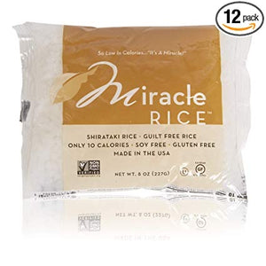 Miracle Noodle - Rice