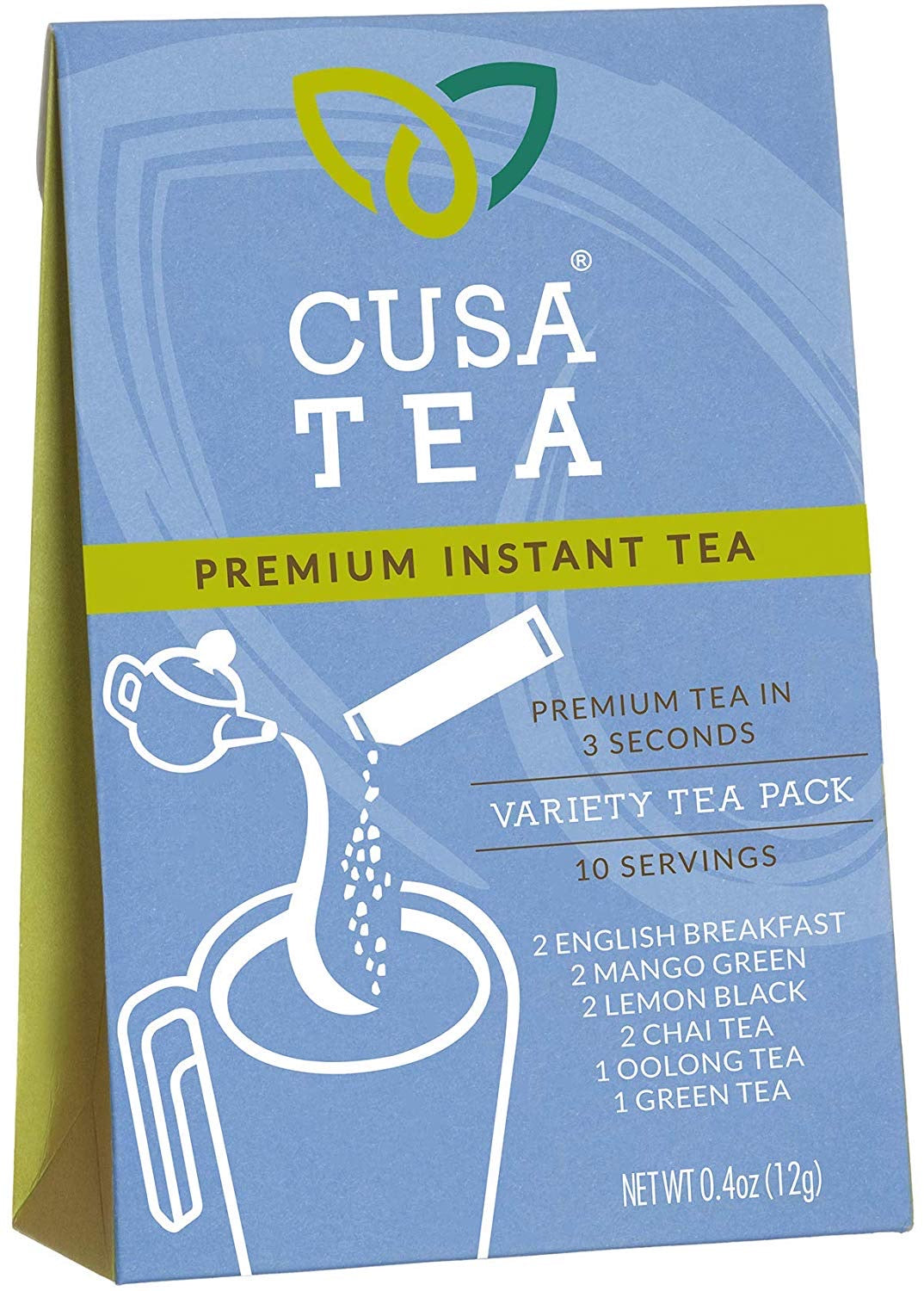 Cusa - Instant Tea (Variety Pack)