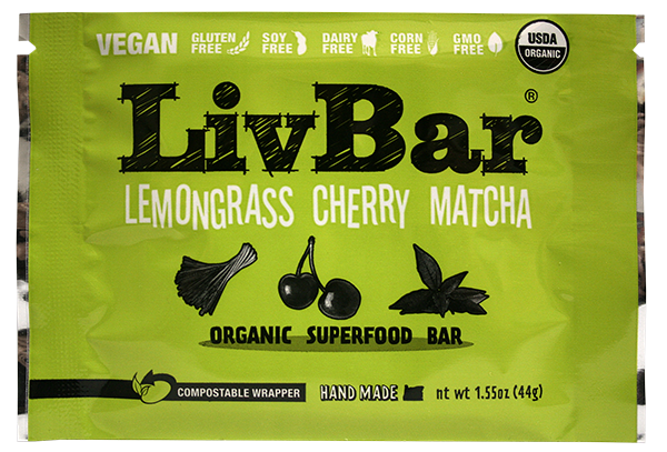 LivBar - Superfood Bar
