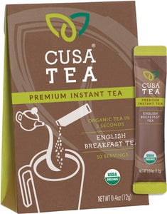 Cusa - Instant Tea English Breakfast