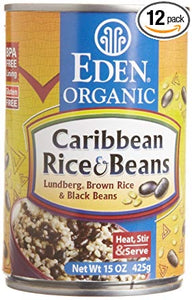 Eden Foods - Carribean Rice & Beans