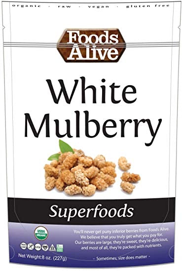 Foods Alive - White Mulberry