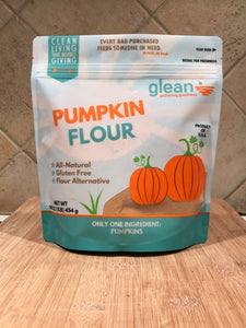 Glean - Pumpkin Goodness: Superfood Flour & Powder