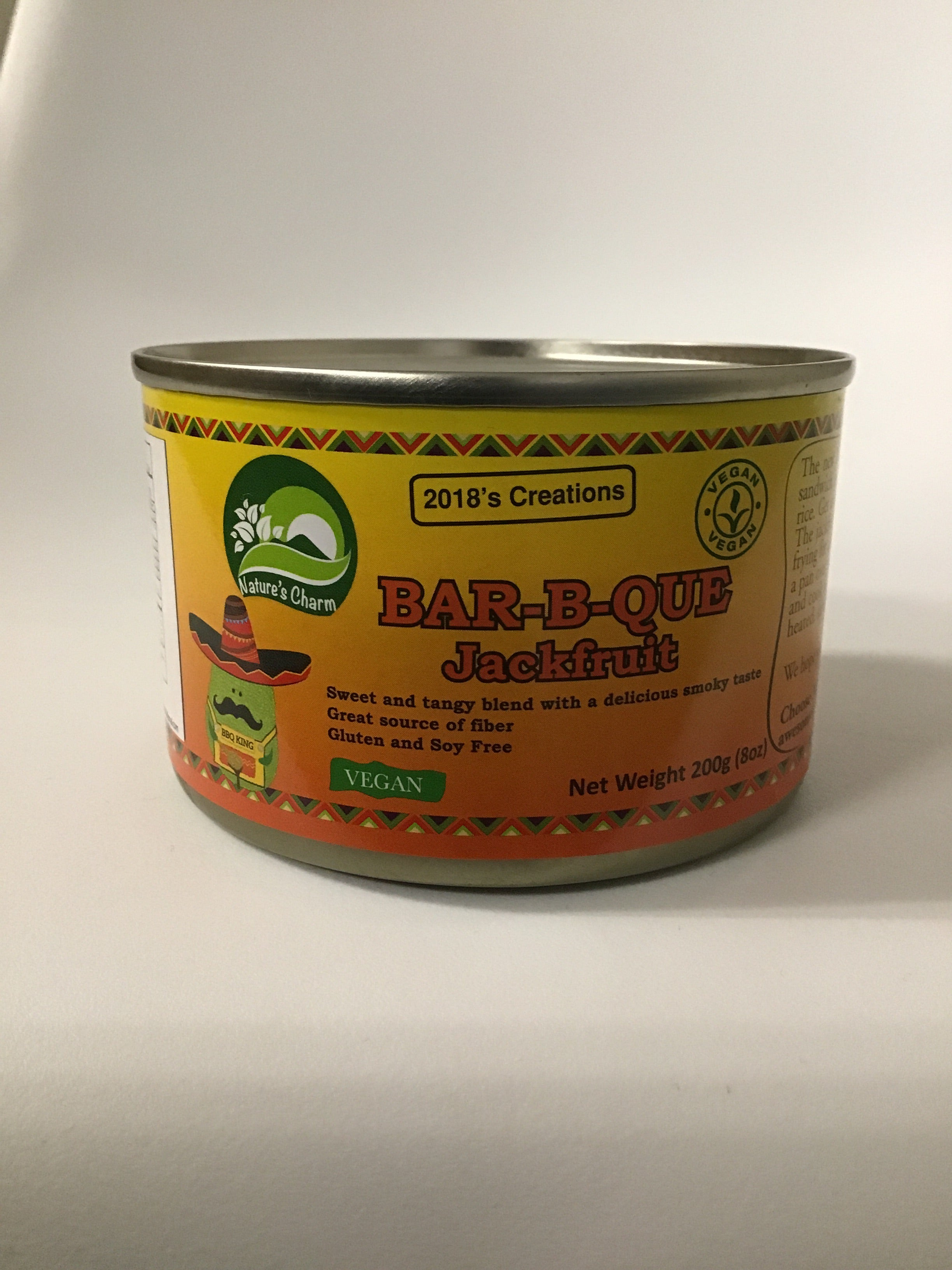 Natures Charm - Jackfruit (Bar-B-Que)