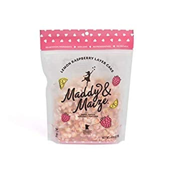 Maddy & Maize Popcorn - Raspberry Lemonade