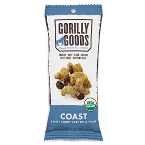 Gorilly Goods - Coast Mix