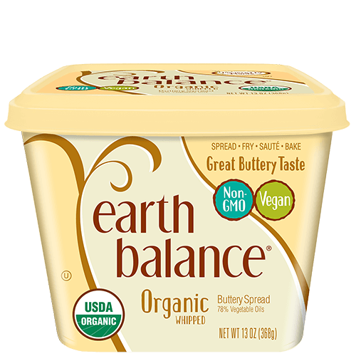 Earth Balance - Organic Whipped Buttery Spread