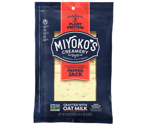 Miyokos Creamery - Vegan Sliced Cheese
