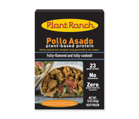 Plant Ranch Foods - Plant Based Protein