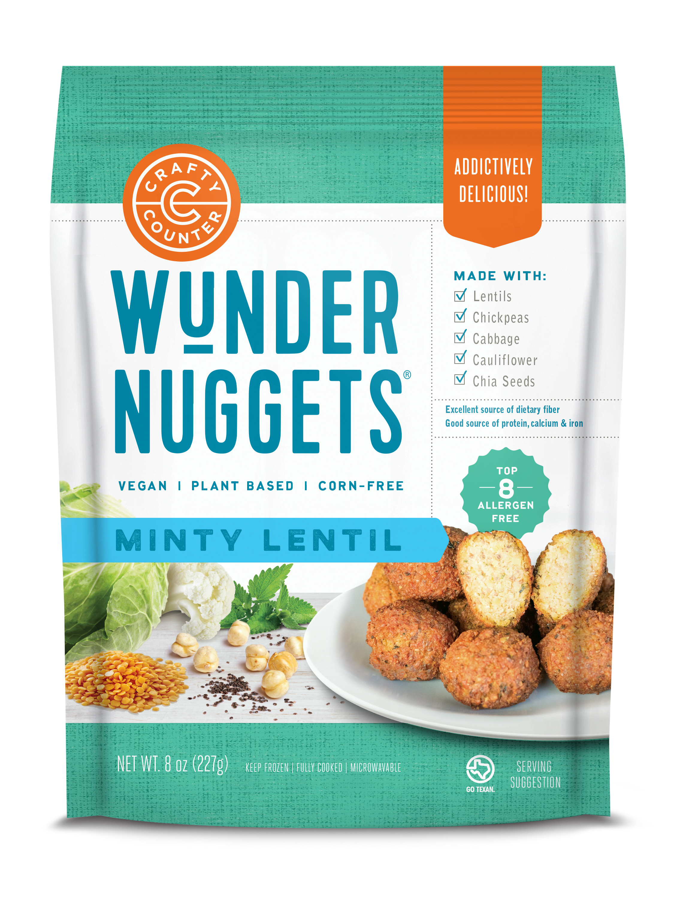 Crafty Counter - Wunder Nuggets