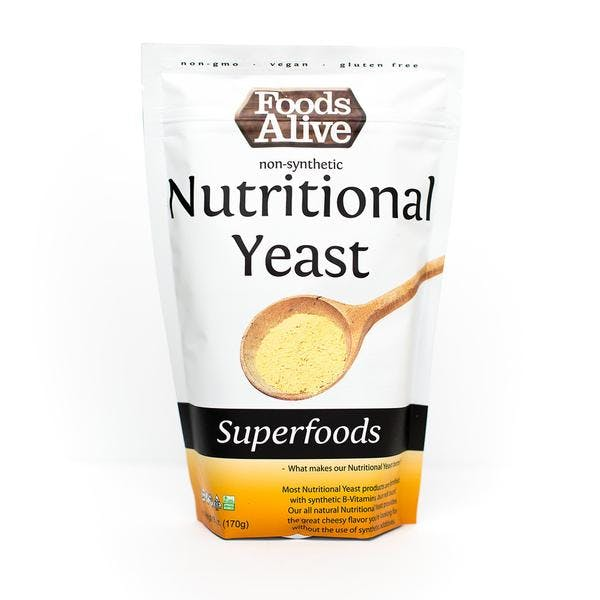Foods Alive - Nutritional Yeast